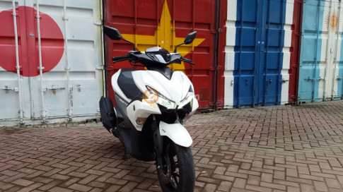 Yamaha NVX 155 2017 Chiec xe khong doi thu hien tai?