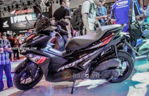 Yamaha NVX 155 2017 ra mắt với 3 phiên bản cực ngầu