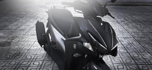 Yamaha NVX 155 sẽ khiến thị trường xe tay ga phát sốt