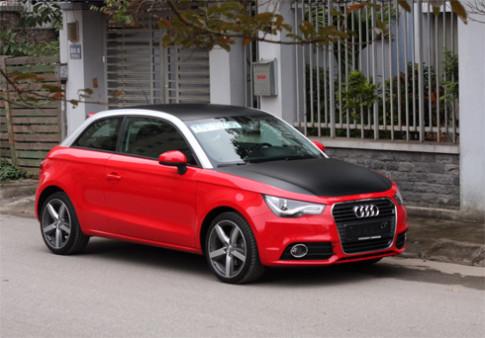 Audi A1 - xe nhỏ mà sang