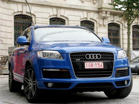 Audi có thể sản xuất Q8 giá 152.000 USD