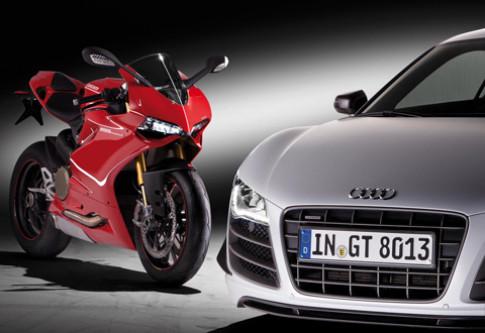 Audi mua lai Ducati voi gia 1,1 ti USD