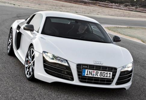 Audi nang cap R8 voi hop so ly hop kep
