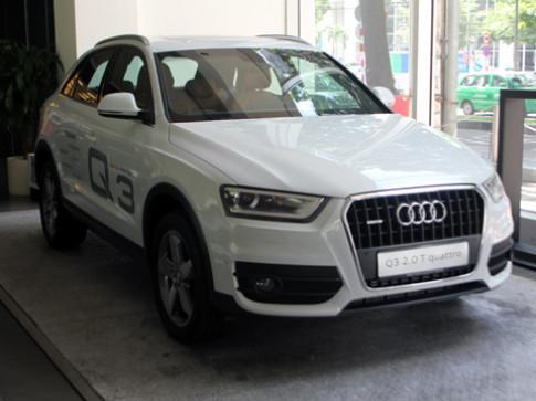Audi Q3 bất ngờ xuất hiện tại Việt Nam