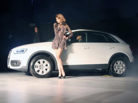 Audi Q3 Quattro có giá 1,7 tỷ đồng