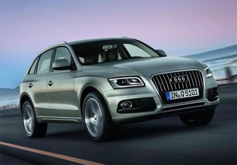 Audi Q5 2013 co tuy chon dong co hybrid