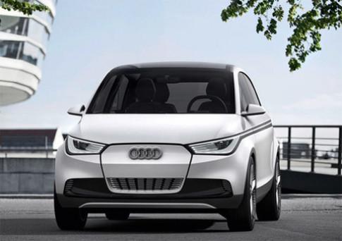Audi tung ảnh A2 concept