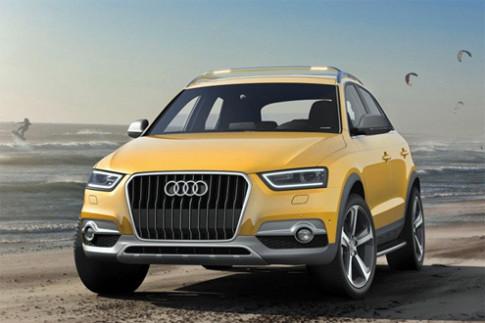 Audi tung Q3 phiên bản rồng