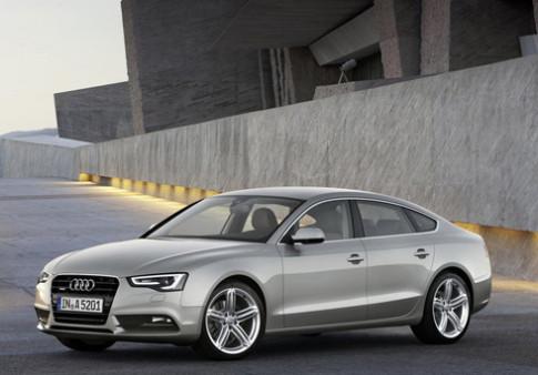 Audi Việt Nam nhận đặt hàng A5 Sportback