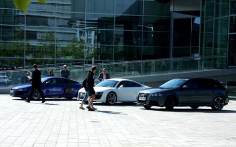 Bên trong nhà máy Audi tại Đức