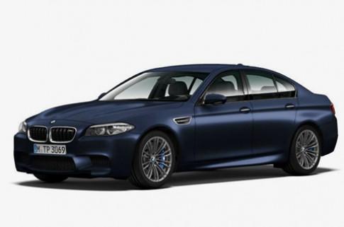 BMW lộ diện M5 thế hệ mới