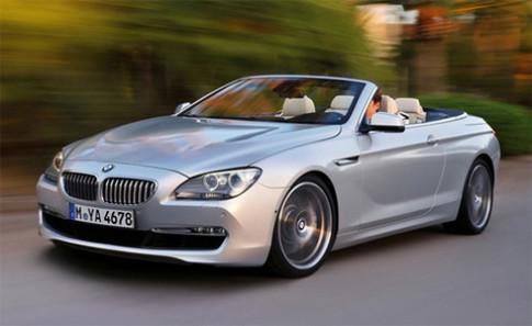 BMW serie 6 sẽ có hệ dẫn động 4 bánh