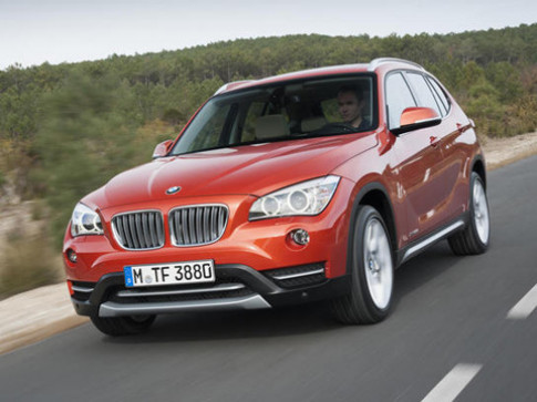 BMW X1 doi 2013 co gia tu 31.000 USD tai My