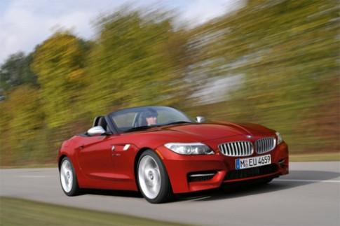 BMW Z4 thế hệ mới sẽ thể thao hơn
