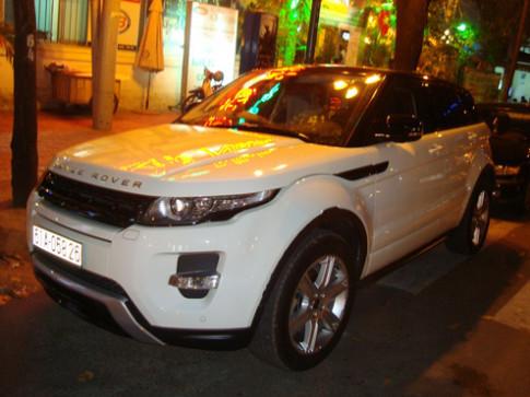 Bộ sưu tập Range Rover trên đất Sài Gòn