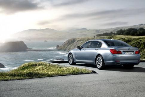 Gói ưu đãi lớn cho BMW serie 7