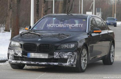 Hình ảnh đầu tiên của BMW serie 7 2013