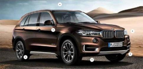 Hình ảnh đầu tiên của BMW X5 thế hệ mới