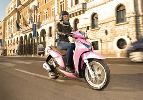 Honda SH Mode giá 3.500 USD tại châu Âu