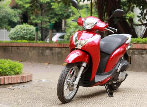 Honda SH Mode – lấy tính năng làm điểm mạnh