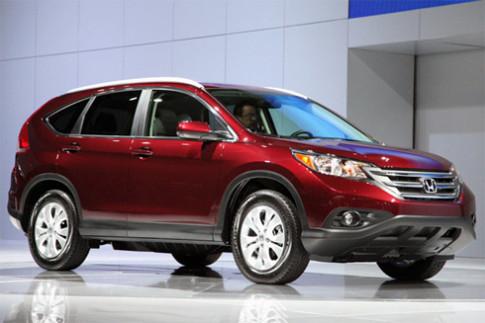 Honda trình làng CR-V thế hệ mới