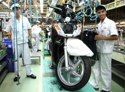 Honda Việt Nam xây nhà máy thứ ba