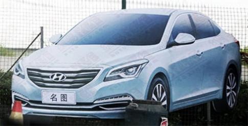 Hyundai có thể sản xuất xe nhỏ hơn Sonata