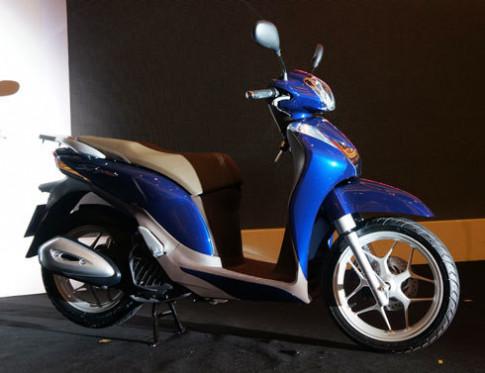 Không có cơn 'sốt' giá Honda SH Mode