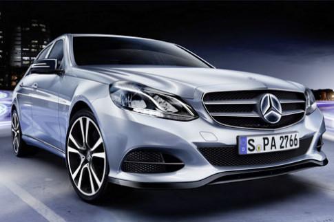 Mercedes E-class và hệ thống giải trí 'táo cắn dở'