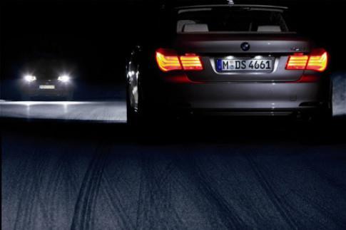 Một số hình ảnh về BMW series 7