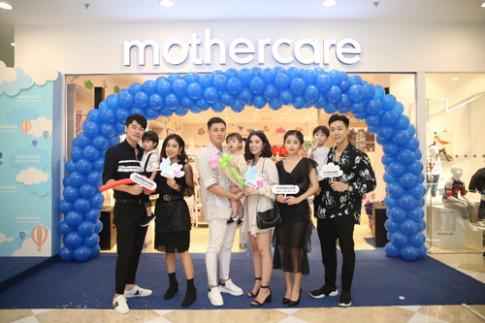 Mothercare khai truong cua hang dau tien tai Ha Noi