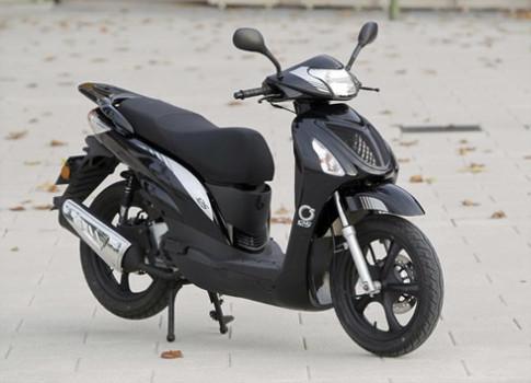 MX C5 - scooter Tây Ban Nha giống SH 125