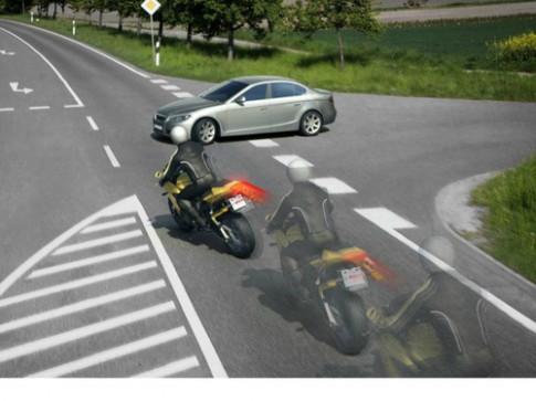 Nguyên lý hoạt động hệ thống phanh ABS trên môtô