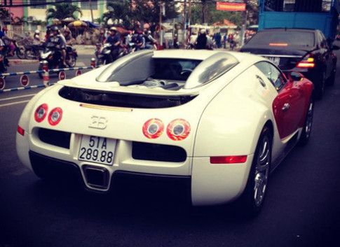 Nhung dieu chua biet ve sieu xe Bugatti Veyron
