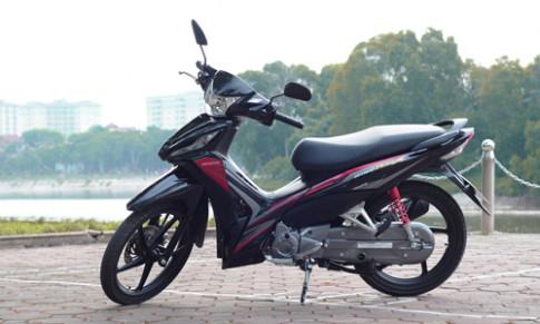 Những mẫu xe máy hâm nóng thị trường Việt Nam 2014