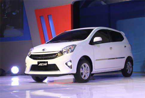 Ôtô Indonesia rẻ bằng Honda SH ở Việt Nam