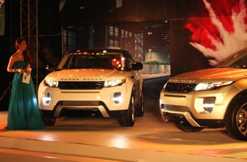 Range Rover Evoque co gia tu 2,2 ty dong tai Viet Nam