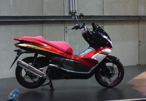 'Sắc màu' Honda PCX