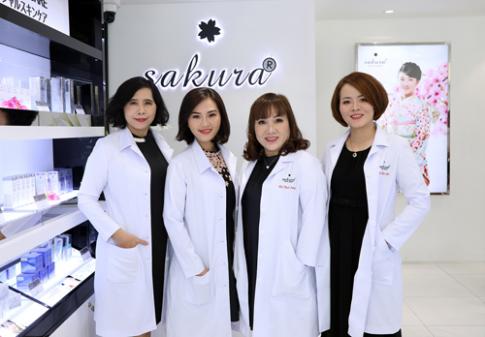 Sakura đồng hành cùng 600 bác sĩ đầu ngành da liễu