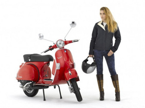 Vespa PX 2011 - scooter huyền thoại