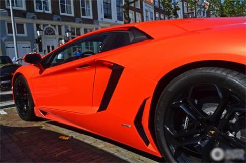 Aventador sẽ sử dụng công nghệ ngắt xi-lanh chủ động