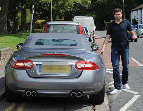 Dàn siêu xe của tuyển thủ Euro 2012