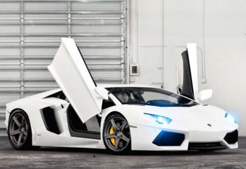 'Độ' Lamborghini Aventador LP700-4