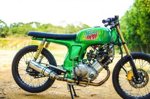 Honda 67 gác máy Exciter độ trái 62 bài tự do