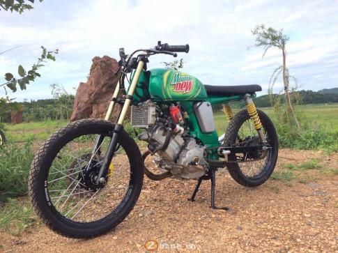 Honda 67 Moutain Dew - 67 đến từ thế giới khác