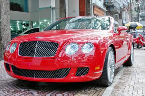 Người Trung Quốc mua nhiều Bentley nhất thế giới
