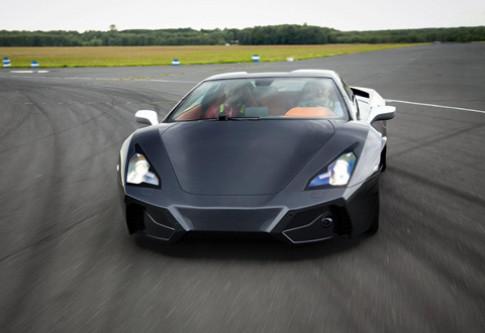 Siêu xe Ba Lan Arrinera có giá 160.000 USD