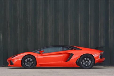 Siêu xe Lamborghini Aventador độ 760 mã lực
