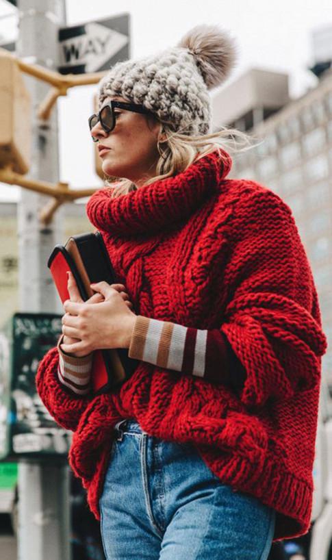 13 set đồ mặc ngày lạnh đảm bảo cô gái nào cũng đẹp lên trông thấy