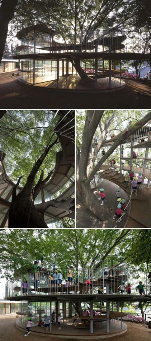 15 công trình kiến trúc độc đáo chỉ người Nhật mới có thể làm được